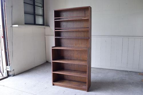 アンティーク,オープンシェルフ,シェルフ,本棚,食器棚,陳列棚,リファクトリー