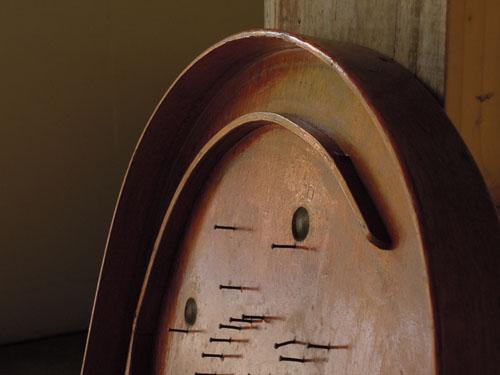 カーブも健在,アンティーク,おもちゃ,パチンコ,木製,ディスプレイ,雑貨,古道具