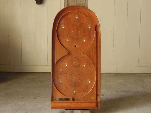アンティーク,おもちゃ,パチンコ,木製,ディスプレイ,雑貨,古道具