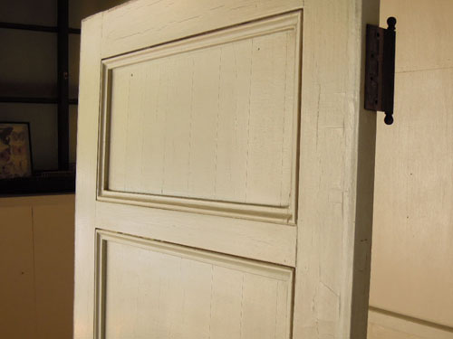 人気の白ペイント,アンティーク,ヴィンテージ,ドア,玄関ドア,白,ペイント,イギリス,オーク材