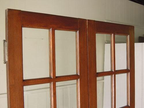 上部,アンティーク,両開き扉,観音開き,ドア,建具,木製,洋館,店舗