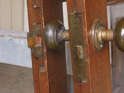 ドアノブ,アンティーク,両開き扉,観音開き,ドア,建具,木製,洋館,店舗