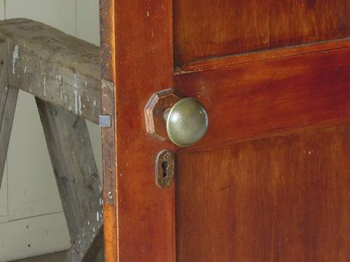 珍しいドアノブ,希少,アンティーク,ドア,建具,木製,リノベーション,DIY