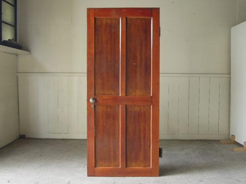 逆側の正面,アンティーク,ドア,建具,木製,リノベーション,DIY
