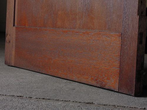 脚元,アンティーク,ドア,建具,木製,小屋,アトリエ,店舗,リノベーション