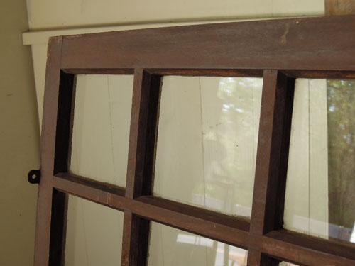 角の状態も良好,アンティーク,窓,建具,明かり取り,欄間,リノベーション
