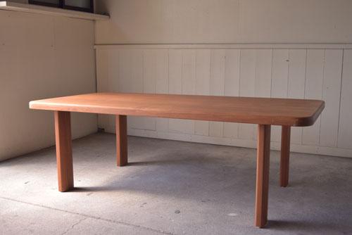 アンティーク,ヴィンテージ,北欧家具,デンマーク,チーク材,ダイニングテーブル,大型