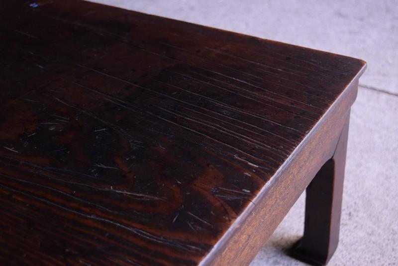 アンティーク,時代,座卓,テーブル,ローテーブル,日本,杉材,木目,素材感