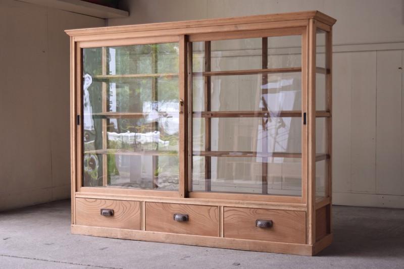 陳列棚,ショーケース,什器,和家具,REFACTORY