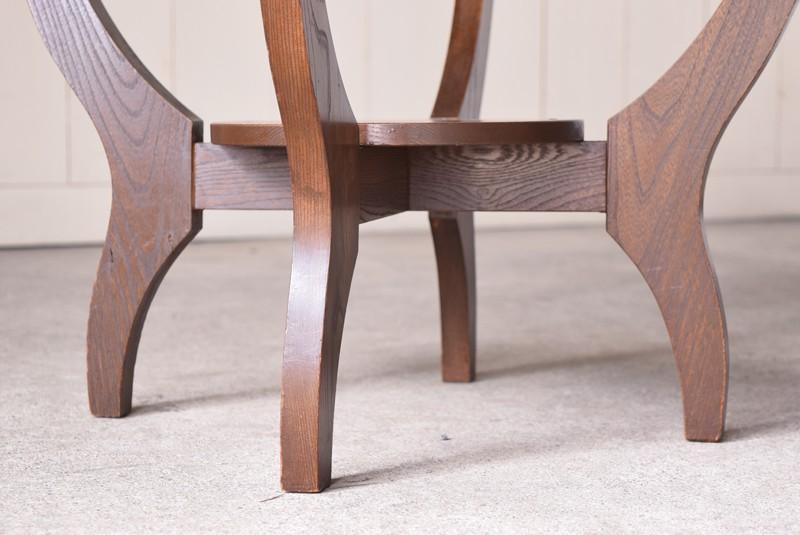 アンティーク,ヴィンテージ,テーブル,ラウンドテーブル,カフェテーブル,脚元
