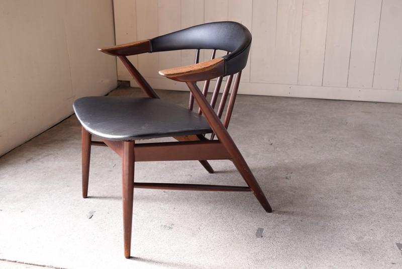 側面,ヴィンテージ,アンティーク,アームチェア,イージーチェア,椅子,チェア,ブナ材,楢材