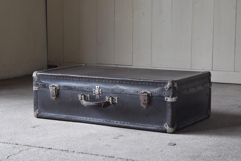 アンティーク,ヴィンテージ,トランク,収納,テーブル,ディスプレイ,Refactory antiques