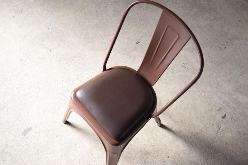 俯瞰,ヴィンテージ,椅子,TOLIX,Aチェア,フランス製,カフェチェア