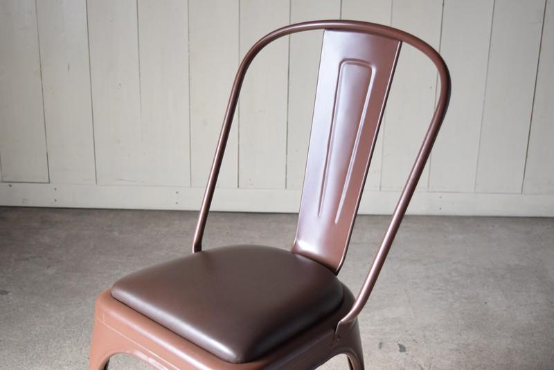 背もたれ,ヴィンテージ,椅子,TOLIX,Aチェア,フランス製,カフェチェア