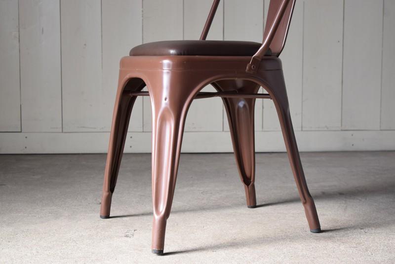 スタッキングも可能,ヴィンテージ,椅子,TOLIX,Aチェア,フランス製,カフェチェア