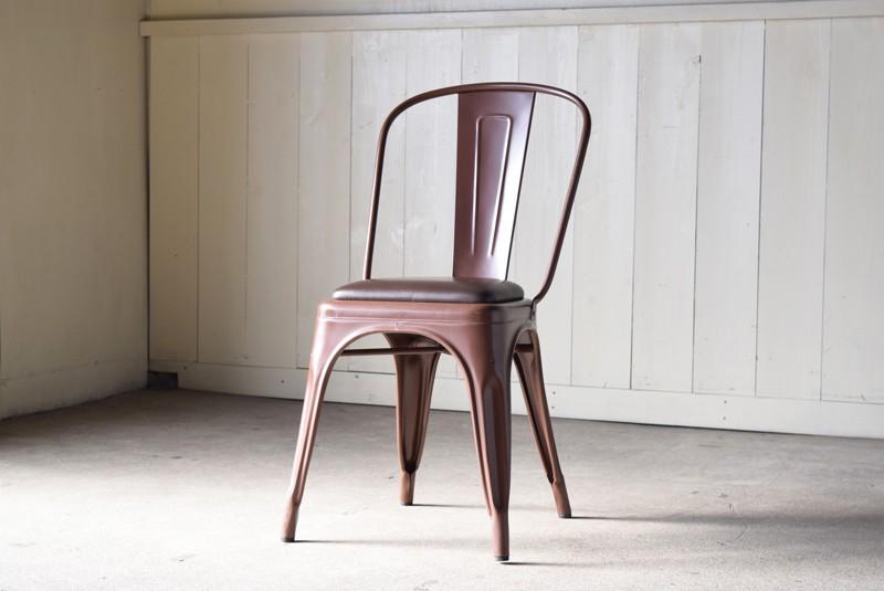 ヴィンテージ,椅子,TOLIX,Aチェア,フランス製,カフェチェア