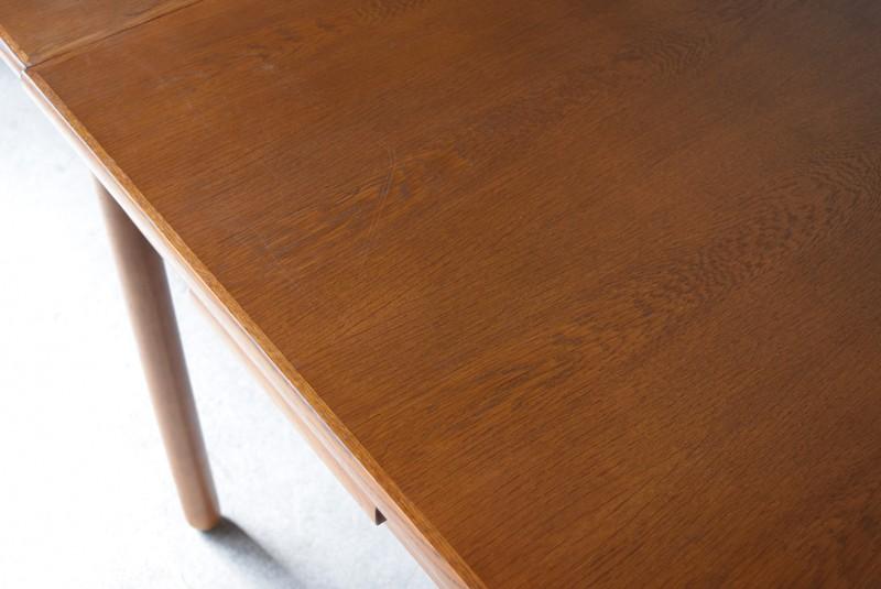 天板の状態,ヴィンテージ,カリモク,karimoku,テーブル,ダイニングテーブル,エクステンションテーブル