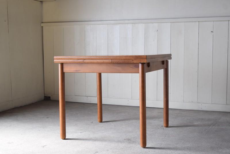 ヴィンテージ,カリモク,karimoku,テーブル,ダイニングテーブル,エクステンションテーブル,デスク
