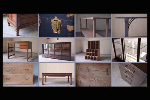 新商品 Furniture 12点 UPしました