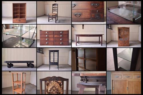 新商品 Furniture 17点 UPしました