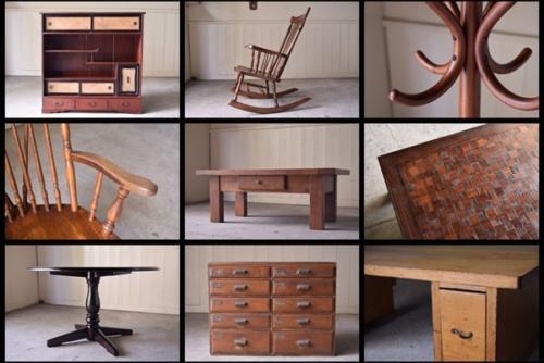 新商品 Furniture 11点 UPしました