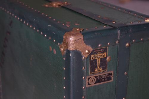 アンティーク,ヴィンテージ,トランク,衣装トランク,HARTMANN,ハートマン,アメリカ製,金具