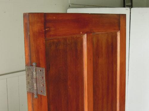 蝶番あり,アンティーク,ドア,建具,木製,リノベーション,DIY