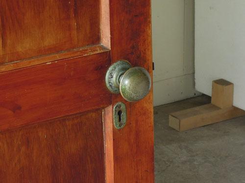 鍵はなし,アンティーク,ドア,建具,木製,リノベーション,DIY