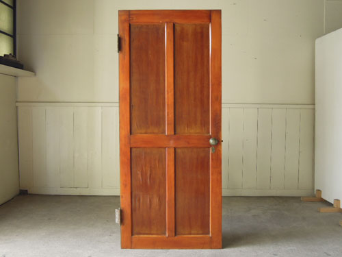 正面,アンティーク,ドア,建具,木製,リノベーション,DIY