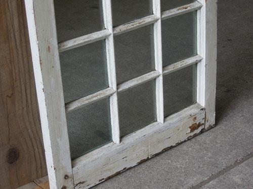 リノベーションや店舗での使用も,アンティーク,窓,建具,木製,格子,ペイント,白,リノベーション