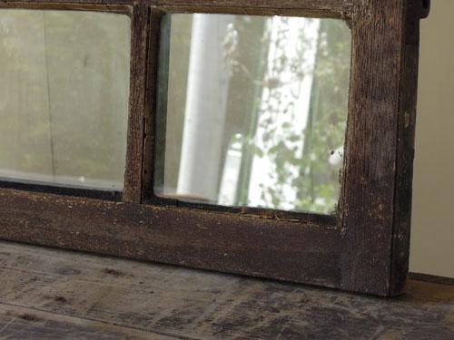 ガラスもきれい,アンティーク,窓,建具,明かり取り,欄間,リノベーション