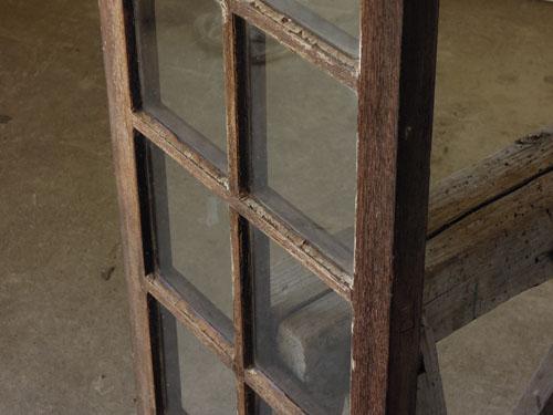 木部の風合い,アンティーク,窓,建具,明かり取り,欄間,リノベーション