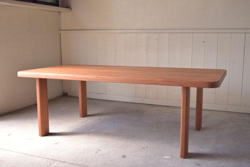 アンティーク,ヴィンテージ,北欧,家具,テーブル,デンマーク,チーク,リファクトリー,特大サイズ