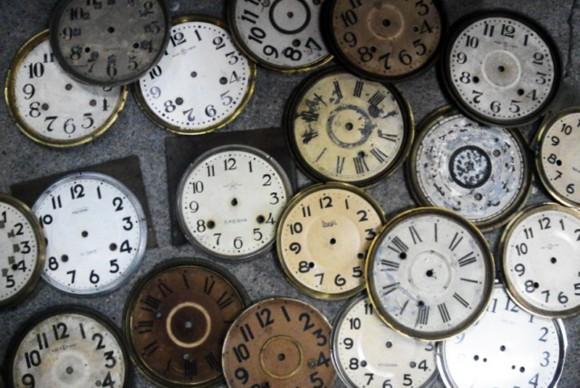 アンティーク時計,リメイク,電池式,文字盤,ビンテージ,振り子時計,ユンハンス,アトリエコワン,atelier coin,リメイククロック