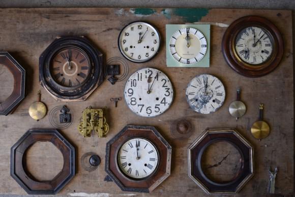 アンティークパーツ,アンティーク雑貨,アンティーク時計,リメイク,電池式,文字盤,ビンテージ,振り子時計,ユンハンス,アトリエコワン,atelier coin,リメイククロック
