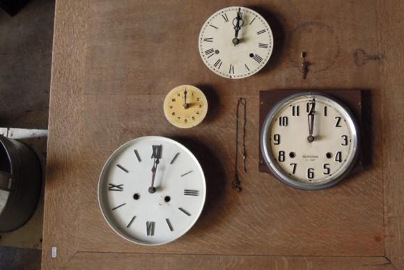 アンティーク時計,振り子時計,ゼンマイ式,文字盤,置時計,アンティーク時計,リメイク,電池式,文字盤,ビンテージ,振り子時計,ユンハンス,アトリエコワン,atelier coin,リメイククロック