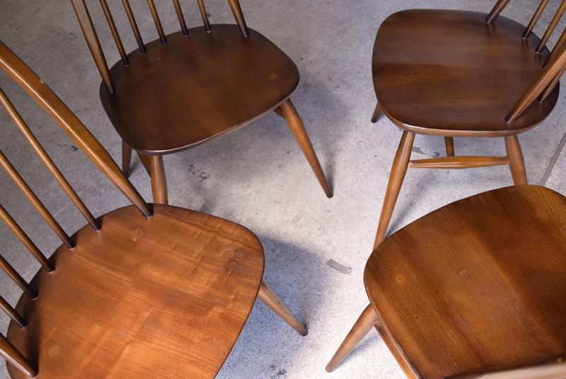 座面の状態,ヴィンテージ,アンティーク,アーコール,ERCOL,椅子,チェア,クエーカーチェア,ウィンザーチェア,イギリス