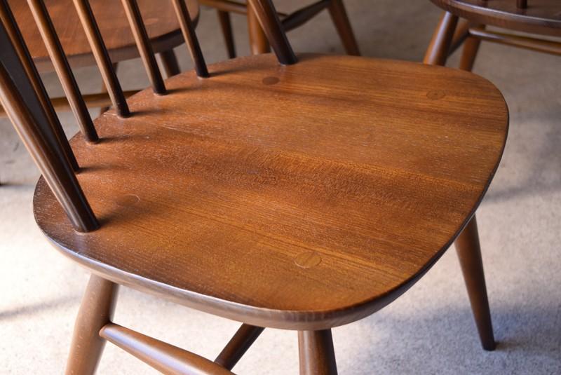 座面,ヴィンテージ,アンティーク,アーコール,ERCOL,椅子,チェア,クエーカーチェア,ウィンザーチェア,イギリス