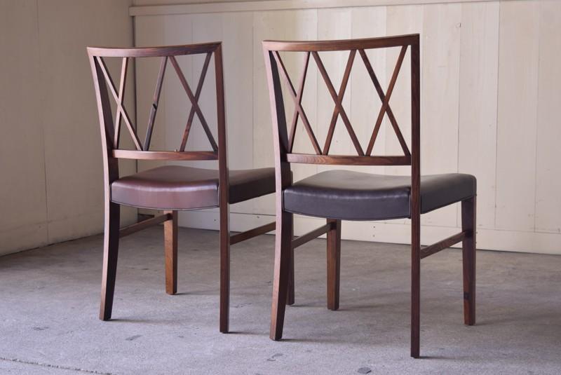 背面,アンティーク,椅子,チェア,オーレヴァンシャー,デザイナーズ