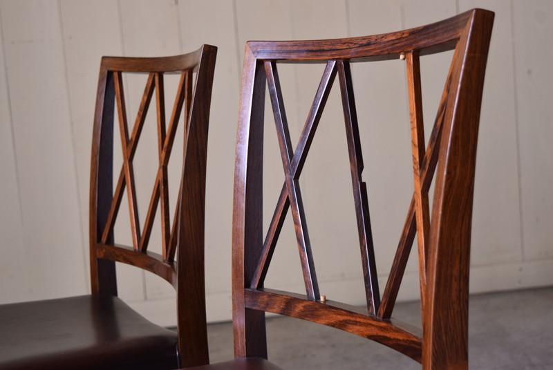 美しい直線とカーブ,アンティーク,椅子,チェア,オーレヴァンシャー,デザイナーズ