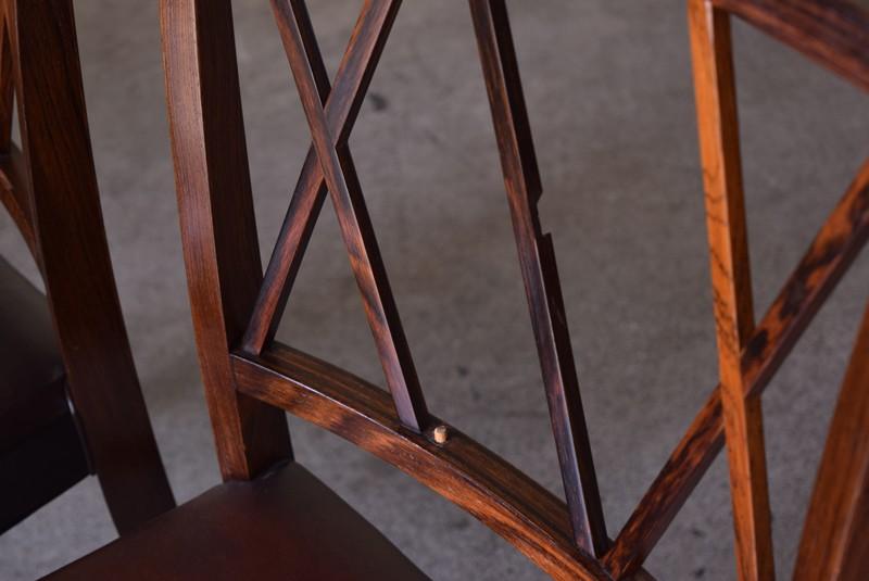 背もたれパーツの欠けあり,アンティーク,椅子,チェア,オーレヴァンシャー,デザイナーズ