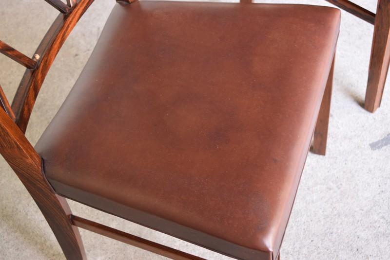 座面の状態,アンティーク,椅子,チェア,オーレヴァンシャー,デザイナーズ