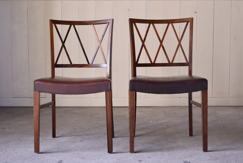 希少なオーレ・ヴァンシャーのデザイナーズチェア,アンティーク,椅子,チェア,オーレヴァンシャー,デザイナーズ