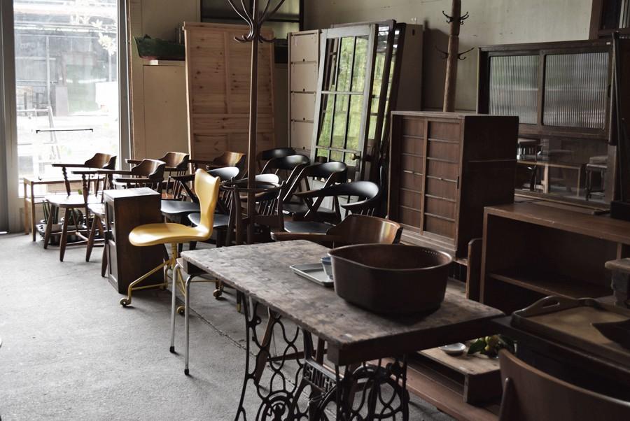 東京蚤の市,古家具,アンティーク,古道具,REFACTORY antiques,インテリア,埼玉,飯能