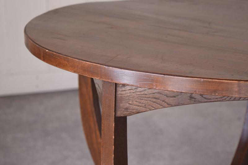 アンティーク,ヴィンテージ,テーブル,ラウンドテーブル,カフェテーブル,ラウンド,丸,天板