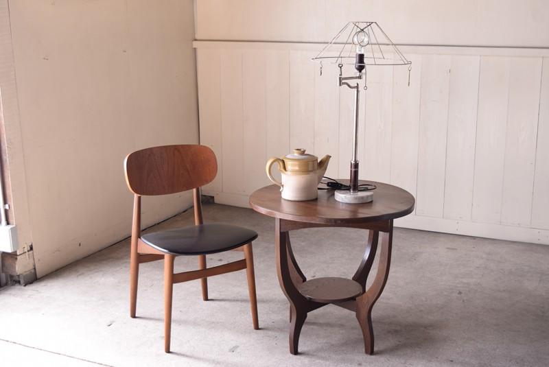 アンティーク,ヴィンテージ,テーブル,ラウンドテーブル,カフェテーブル,サイズ感