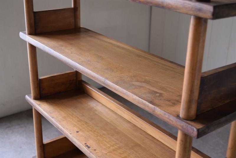 棚板の状態,アンティーク,本棚,オープンラック,収納,陳列,什器,ショップ