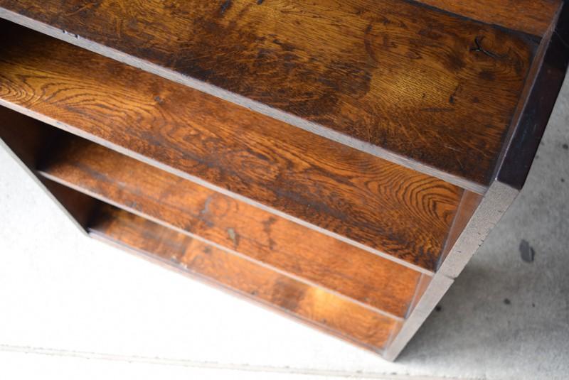 木目もきれい,アンティーク,ヴィンテージ,本棚,オープンラック,陳列棚
