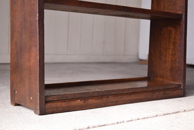 脚元の状態,アンティーク,ヴィンテージ,本棚,オープンラック,陳列棚