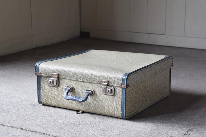 アンティーク,ヴィンテージ,イギリス,トランク,レトロ,スクエア,ディスプレイ,Refactory antiques